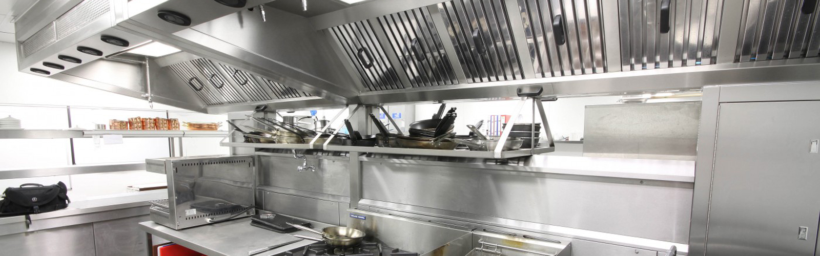 Stainless Steel Commercial Kitchen www.galleryhip.com - The Hippest ...
