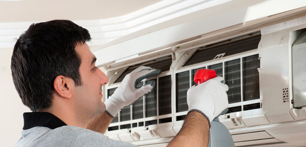 Cleaning Air Conditioning Coils