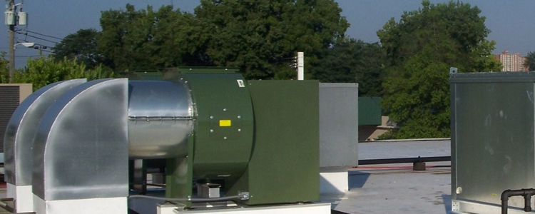 Commercial Exhaust and Ventilation Systems