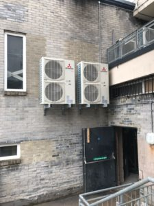 air conditioning outdoor