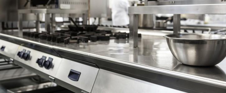 Commercial Kitchen Equipment Installation