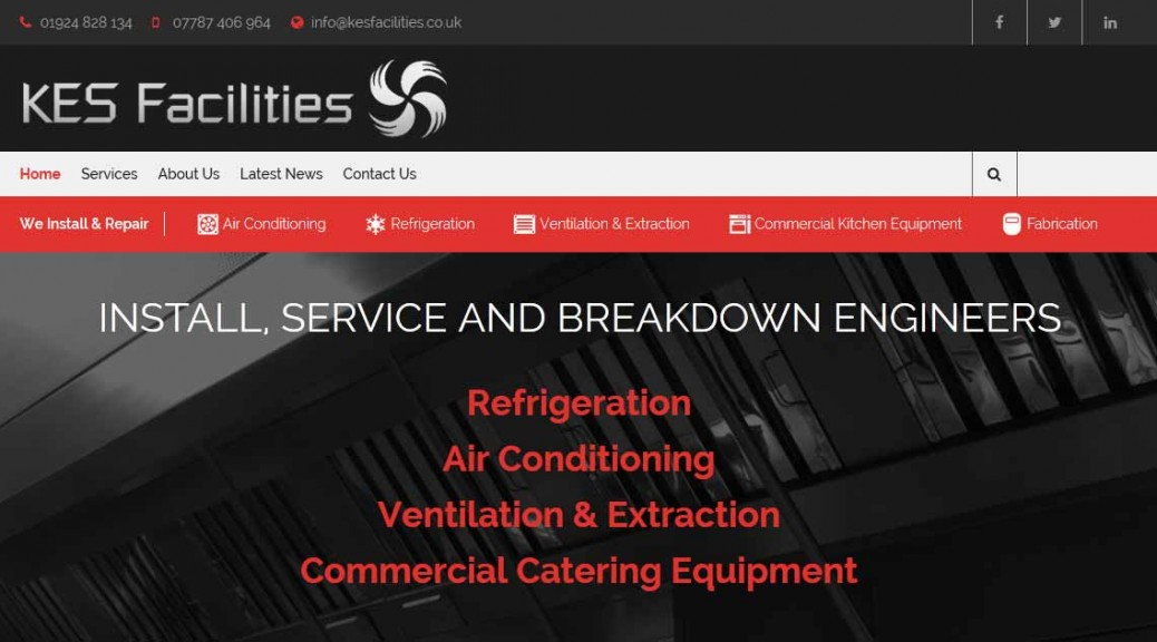 kes new website